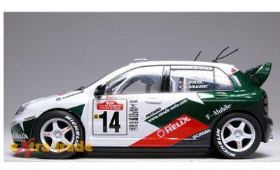 Scalextric Skoda Fabia WRC Works 05 - Fahrzeuge A-Version - Scalextric